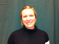 Picture of WSRID Student Director Crystal Hazes